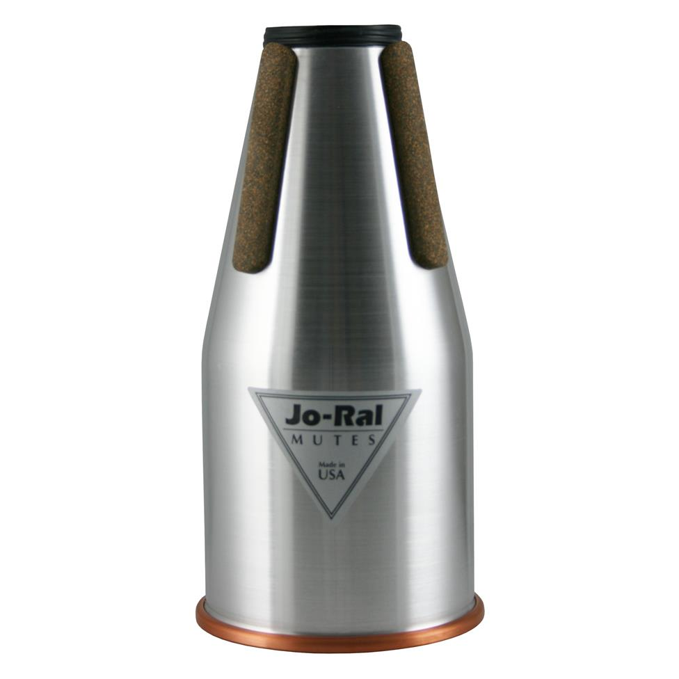 Jo-Ral French horn straight mute (copper bottom) Image 1