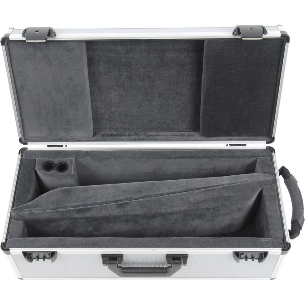 Jakob Winter double trumpet case (aluminium)
