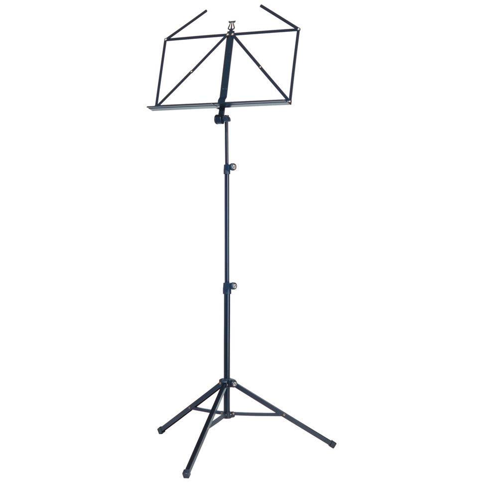 K&M 10065 music stand (black) Image 1