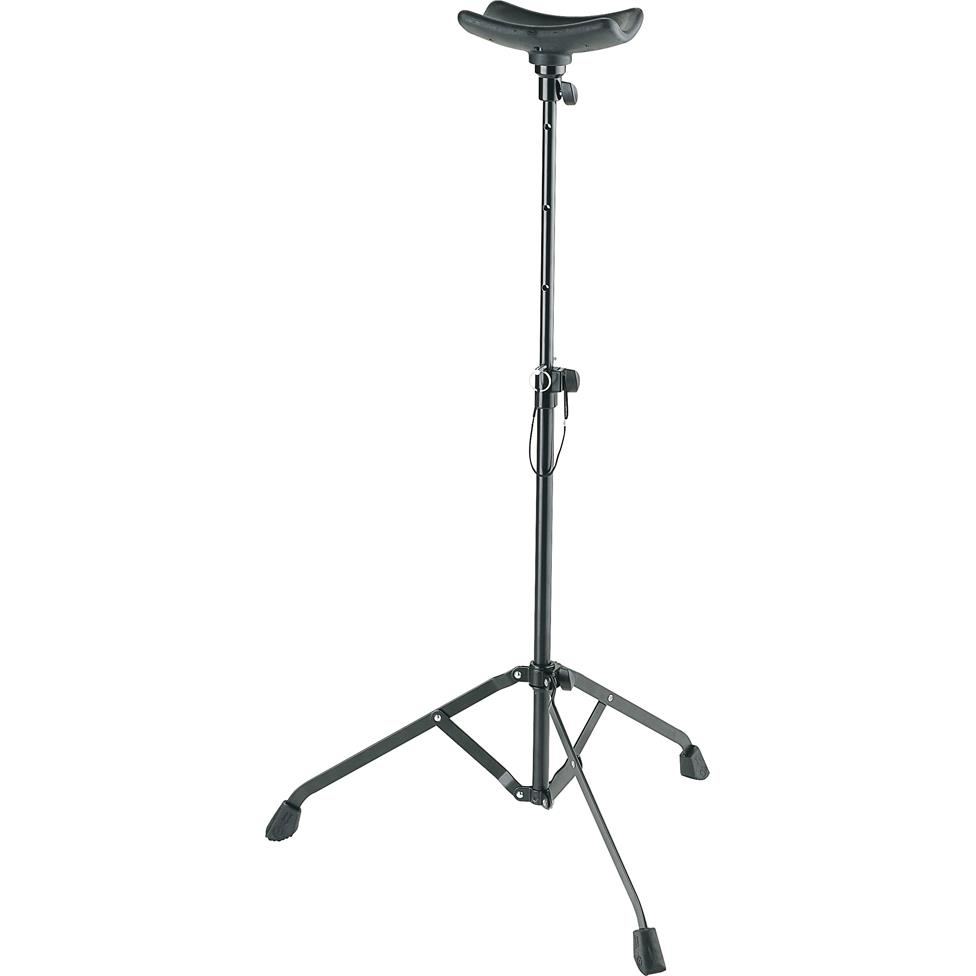 K&M 14951 tuba performer (playing) stand (extra high) Image 1