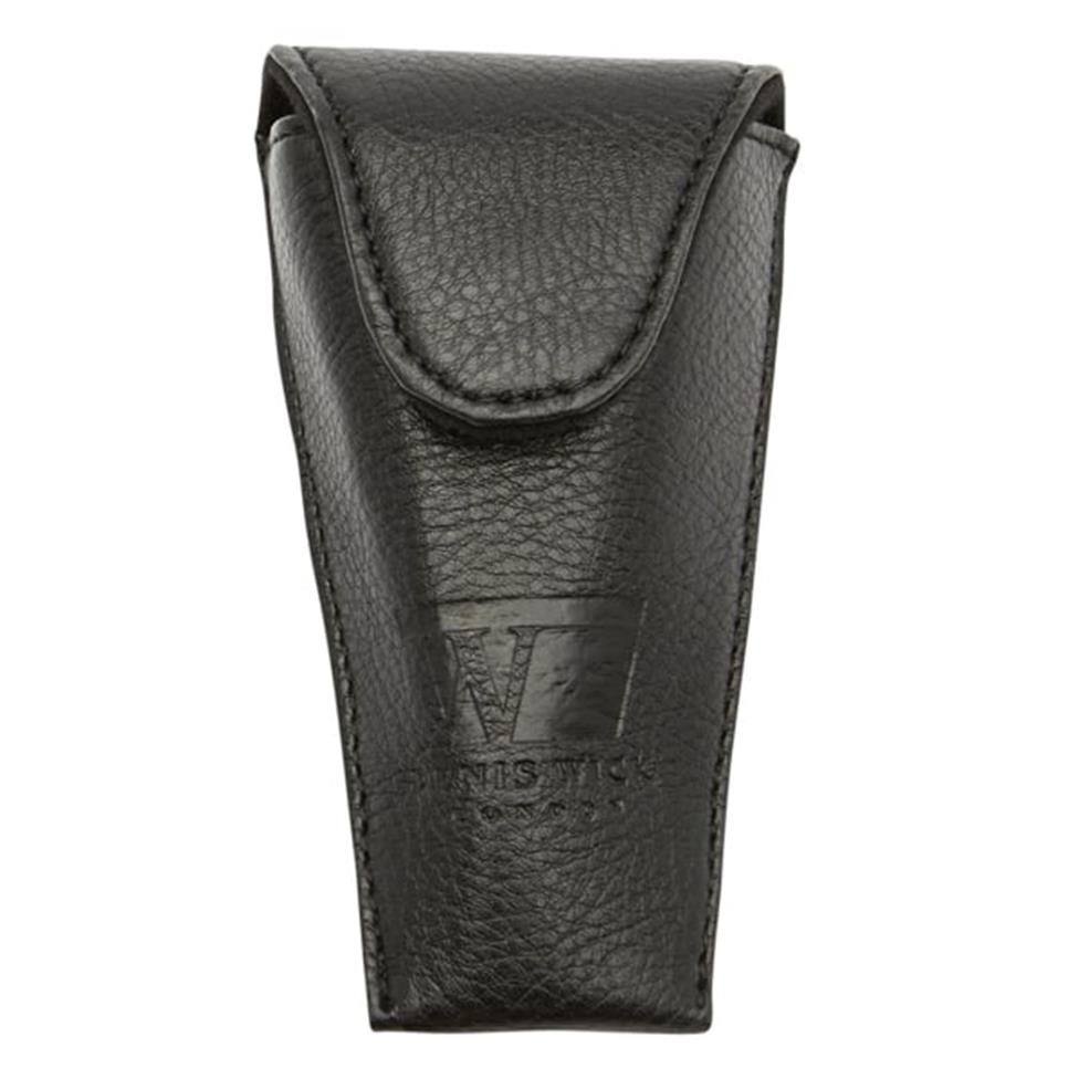 Denis Wick trumpet mouthpiece pouch (leather) Image 1