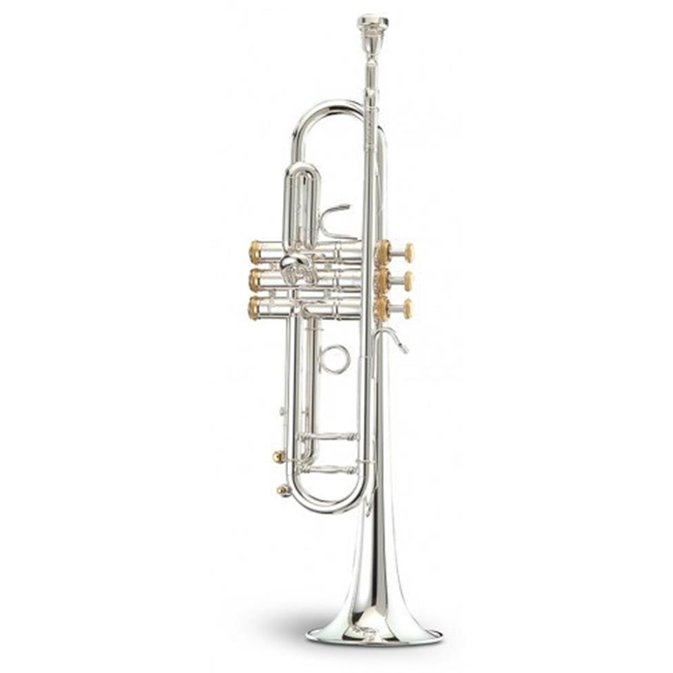 Stomvi Elite 250-ML B flat trumpet (silver) Image 1