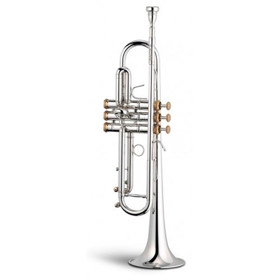 Stomvi Elite 330-ML B flat trumpet (silver) Image 1
