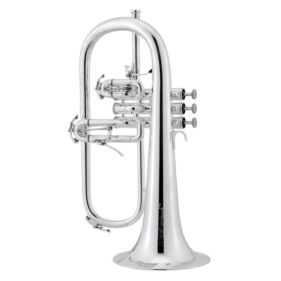 Geneva Symphony flugelhorn (silver) Image 1