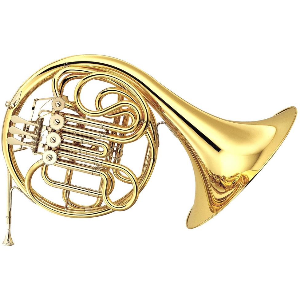 Yamaha YHR567 French horn (lacquer) Image 1