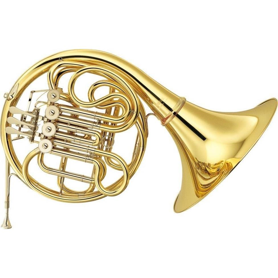 Yamaha YHR567D French horn (lacquer) Image 1