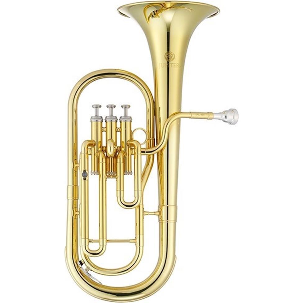 Jupiter JAL456L tenor horn (lacquer) Image 1