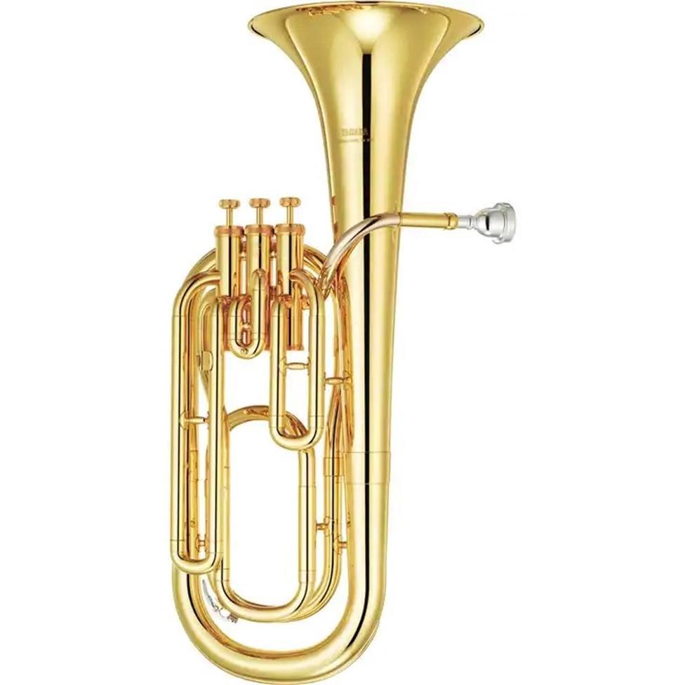 Yamaha YBH301 baritone horn (lacquer) Image 1