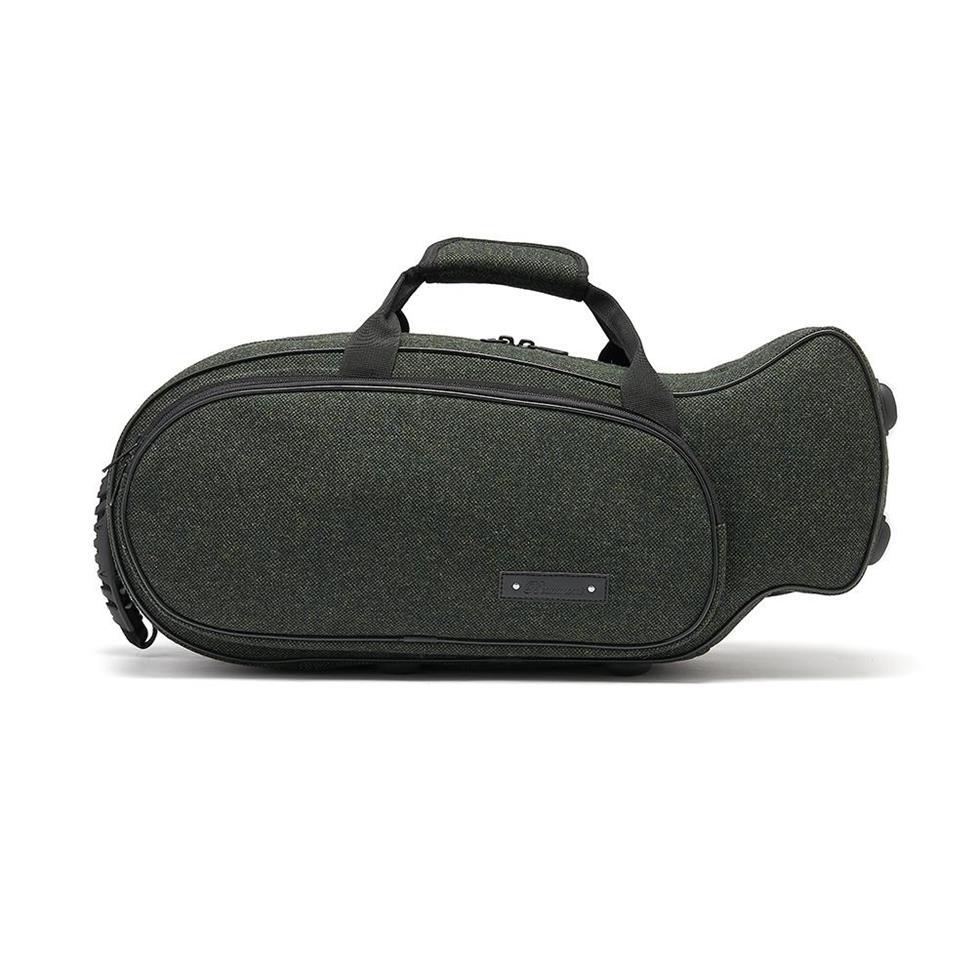 Beaumont trumpet case (racing tweed)