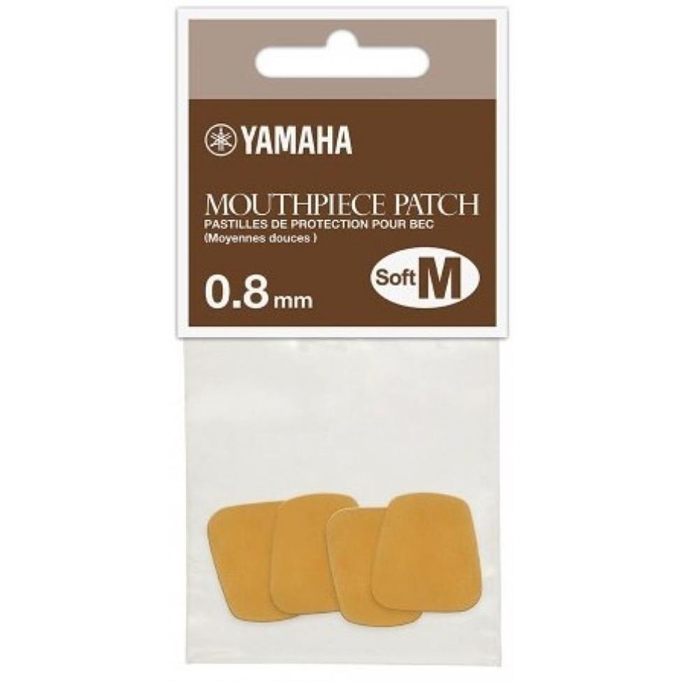 Yamaha mouthpiece cushion 0.8mm (4-pack) Image 1