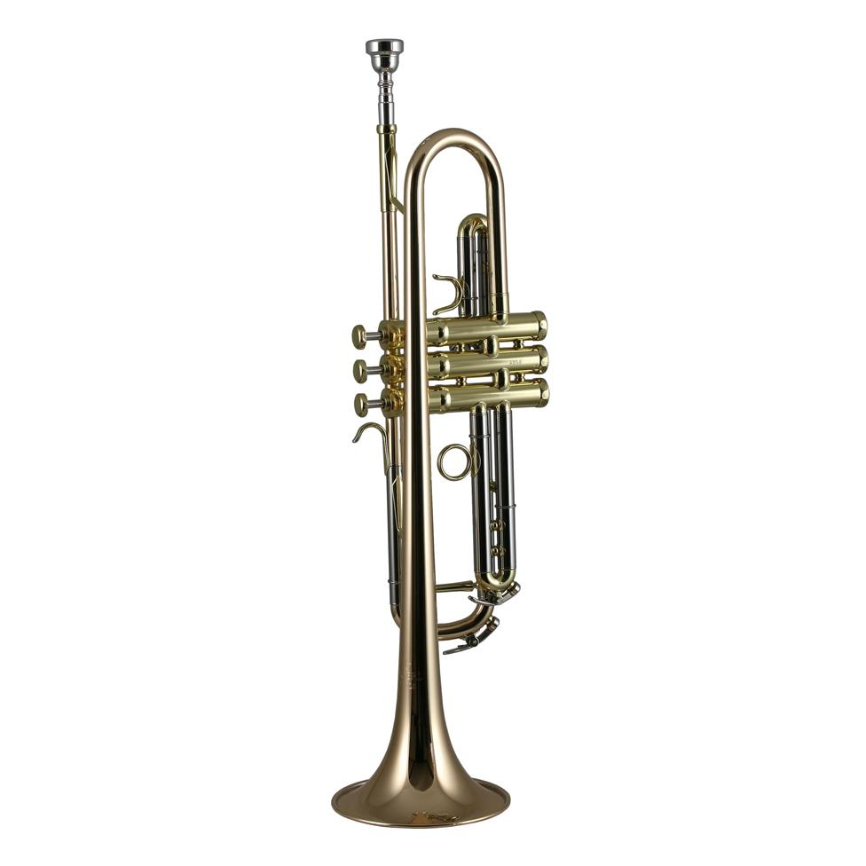 Schagerl Academica TR620L B flat trumpet (lacquer) Thumbnail Image 1
