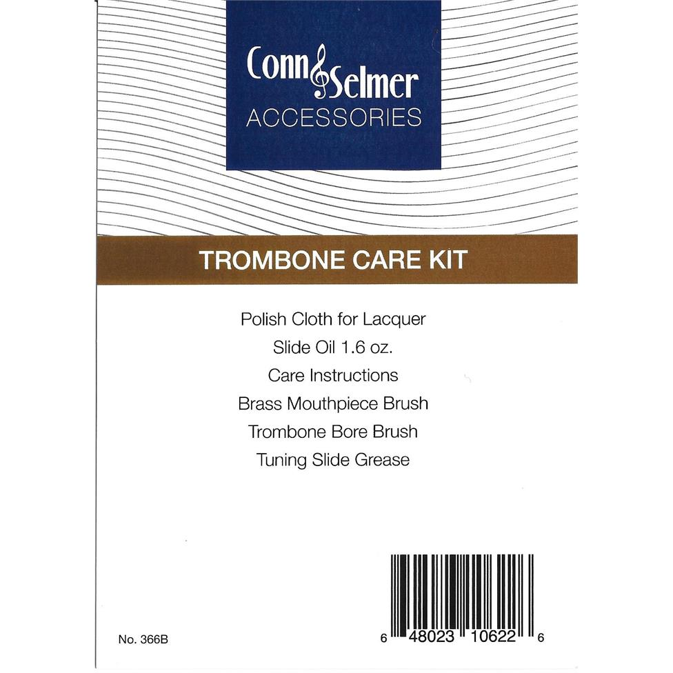 Conn trombone care kit