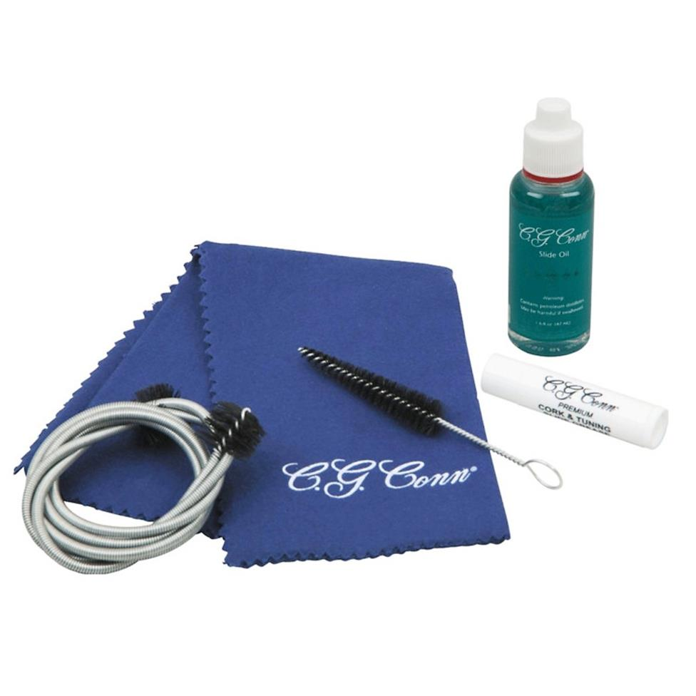 Conn trumpet care kit