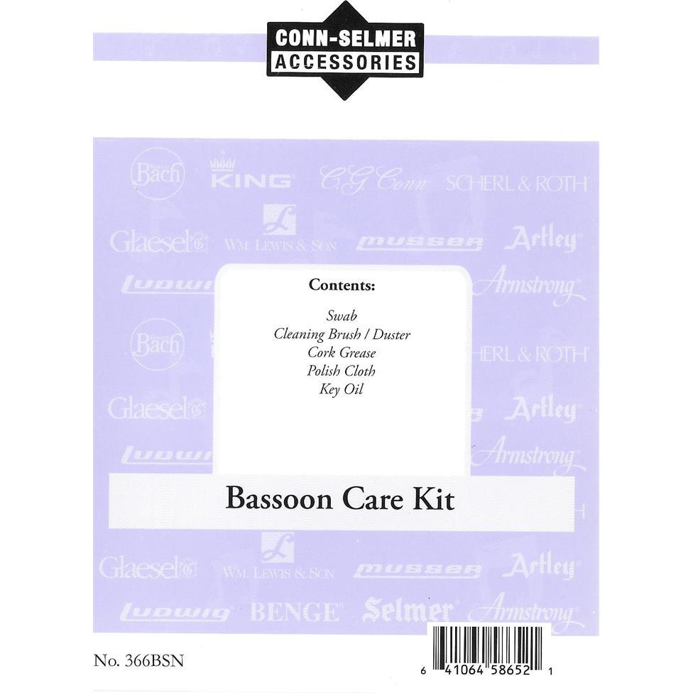 Conn bassoon care kit
