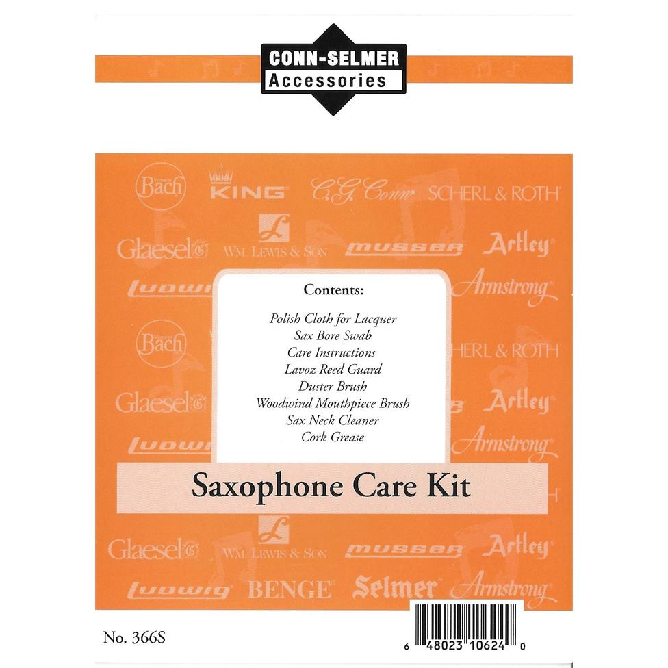 Conn saxophone care kit Thumbnail Image 0