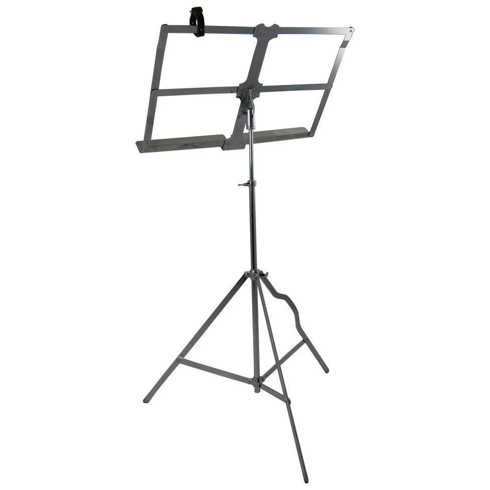 Catelinet military music stand (chrome)
