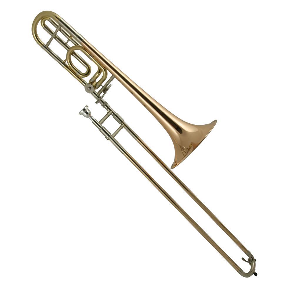 Courtois AC440BR B-flat/F tenor trombone (lacquer) Image 1
