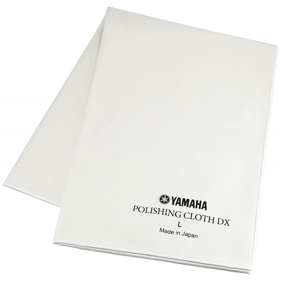 Yamaha deluxe polishing cloth (large) Image 1