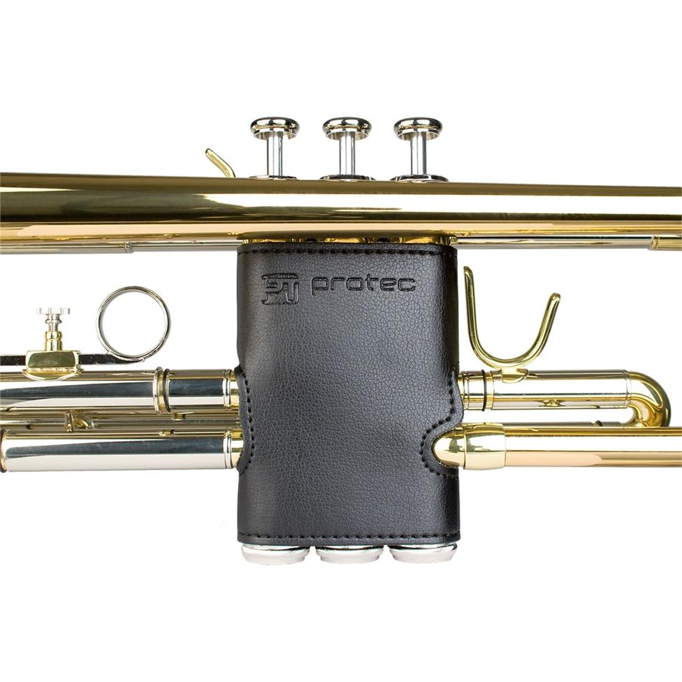 Protec trumpet leather valve guard