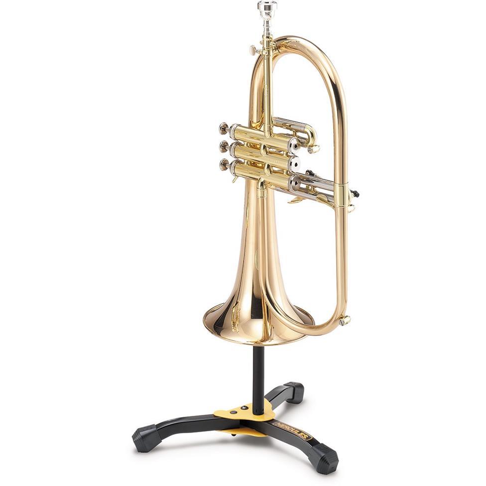 Hercules DS531B flugelhorn (soprano saxophone) stand