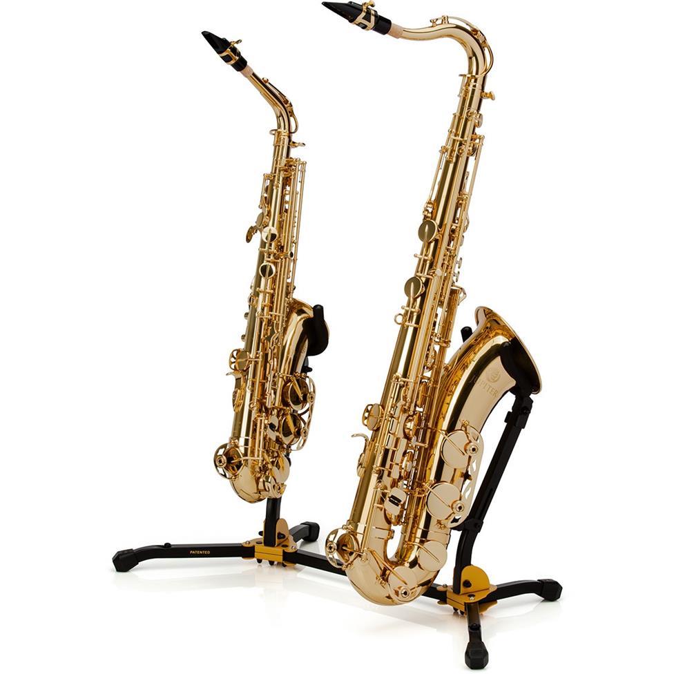 Hercules DS537B duo saxophone stand Thumbnail Image 1