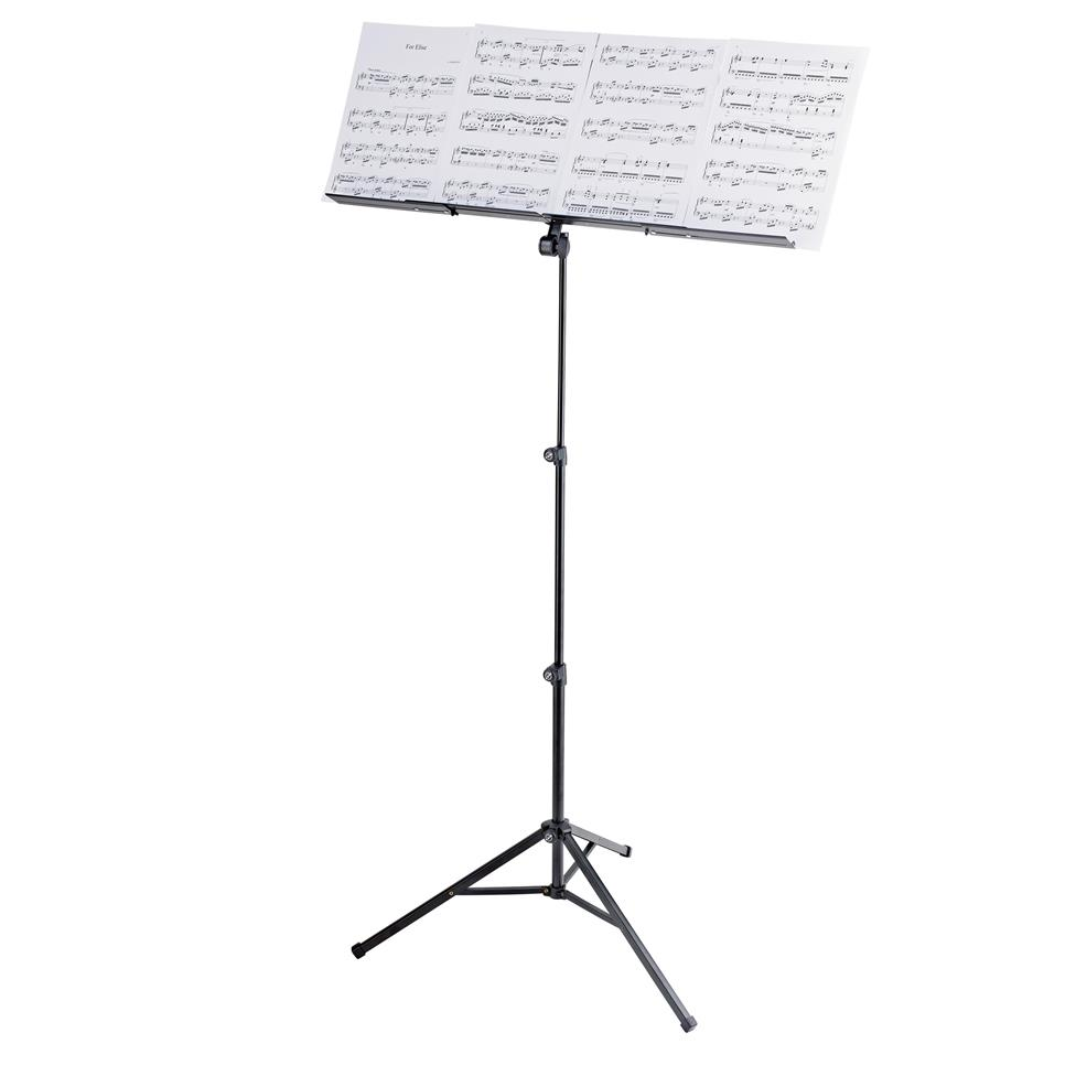 K&M 10062 'Robby Plus' music stand Thumbnail Image 1