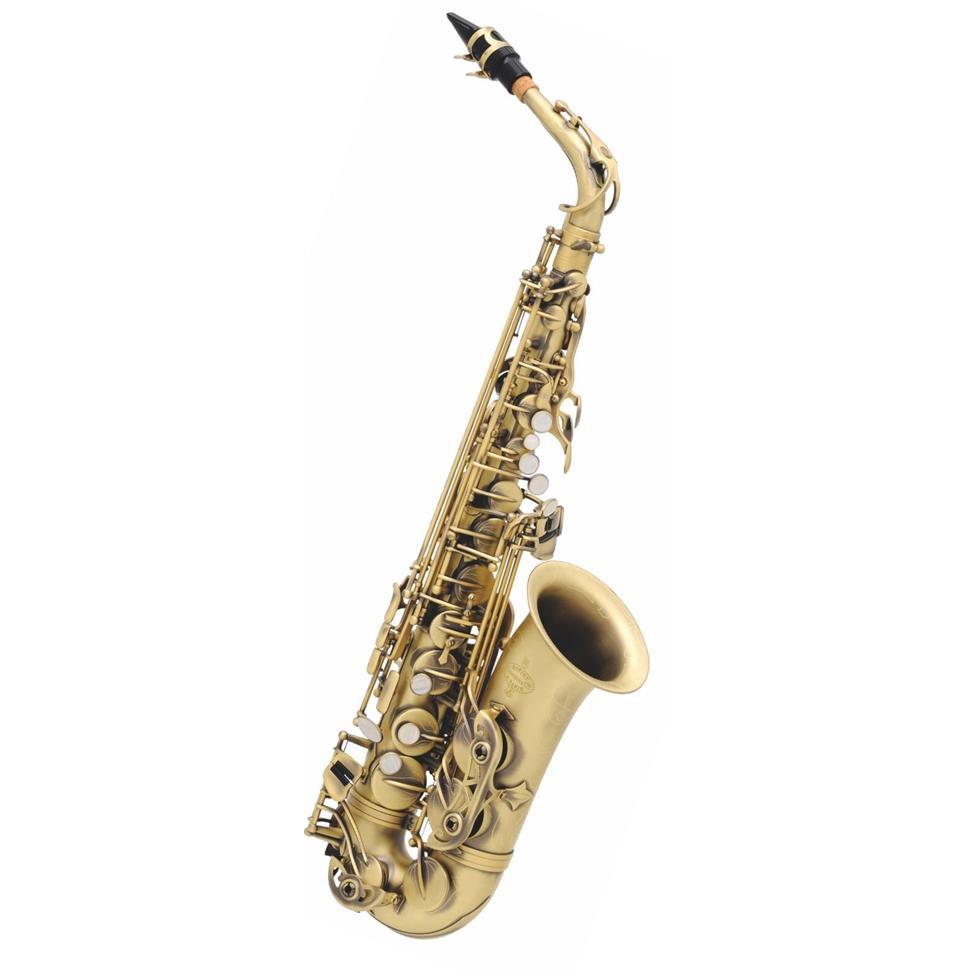 Buffet 400 alto saxophone (matt lacquer) Image 1