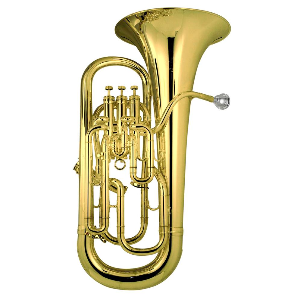 Besson Sovereign BE967-1 euphonium (lacquer) Image 1