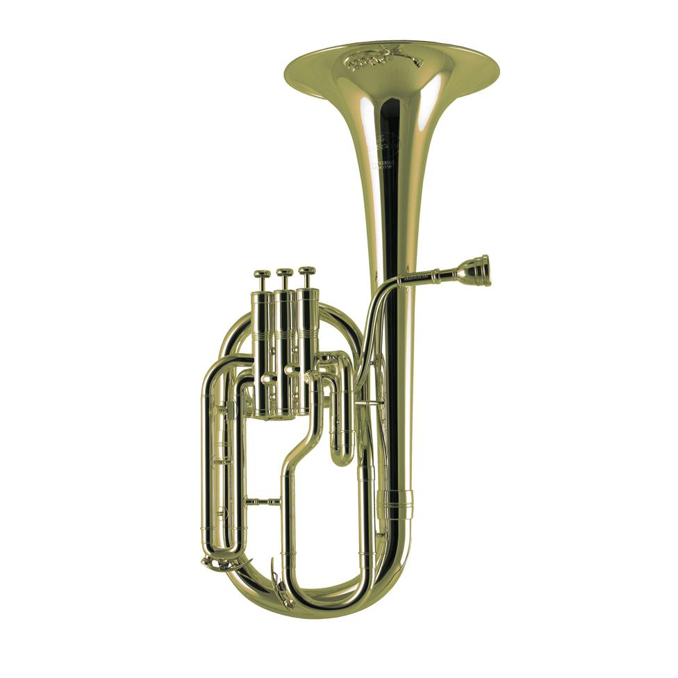 Besson Sovereign BE950 tenor horn (lacquer)