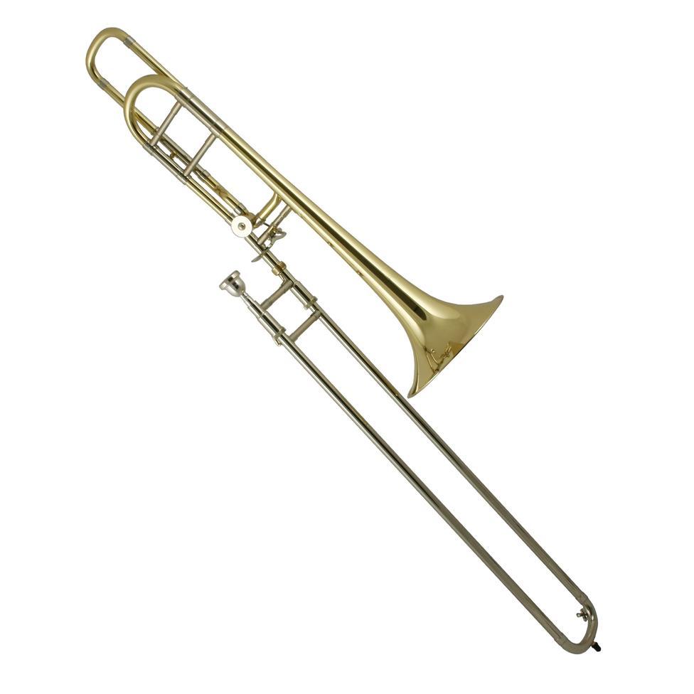 Bach Stradivarius 42BO (lacquer) lt slide