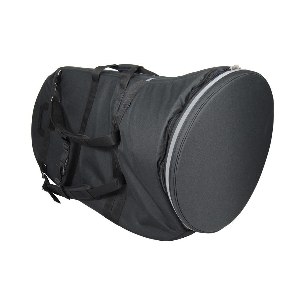 Mr Tuba B flat tuba gigbag (black)