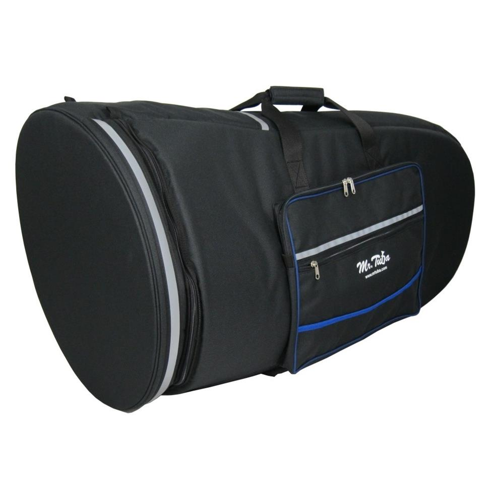 Mr Tuba E flat tuba gigbag (black)
