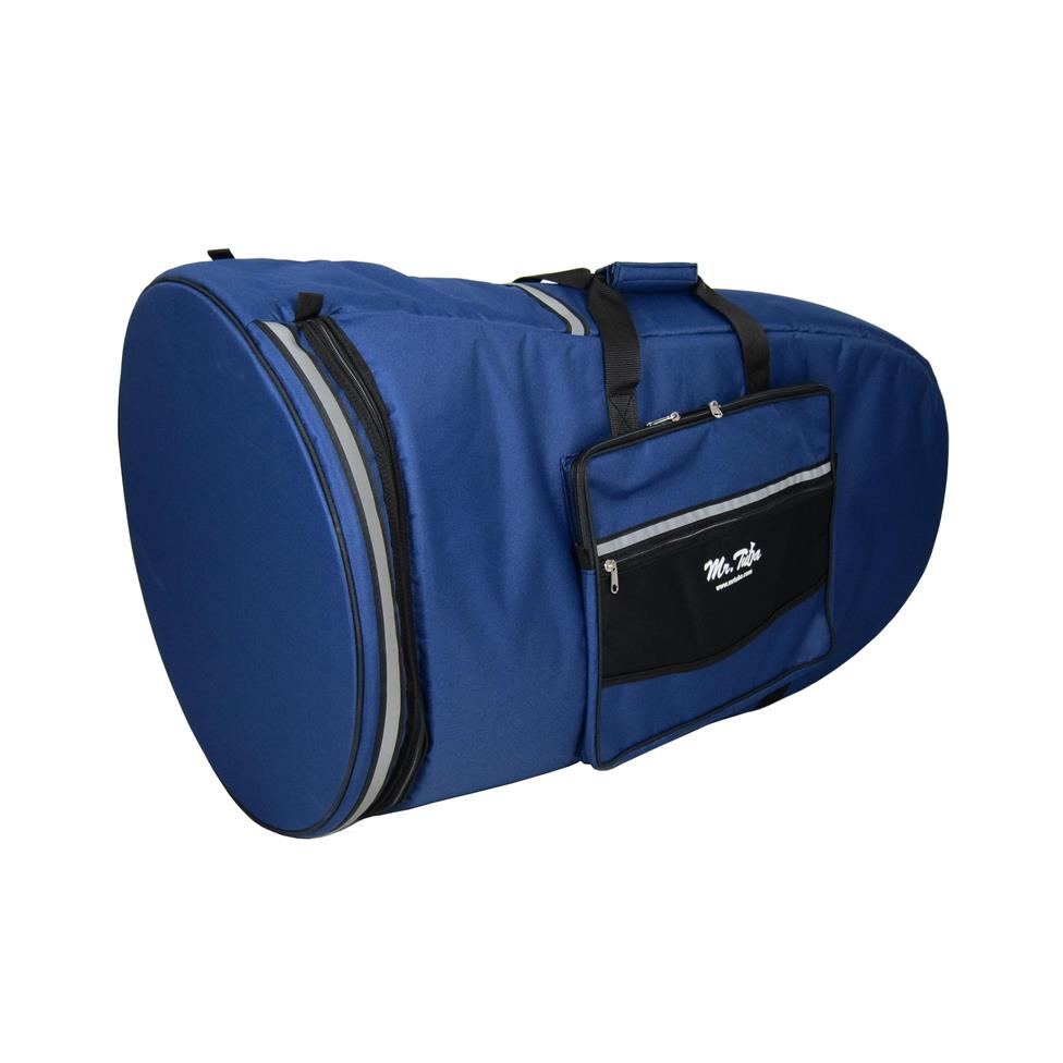 Mr Tuba E flat tuba gigbag (blue)