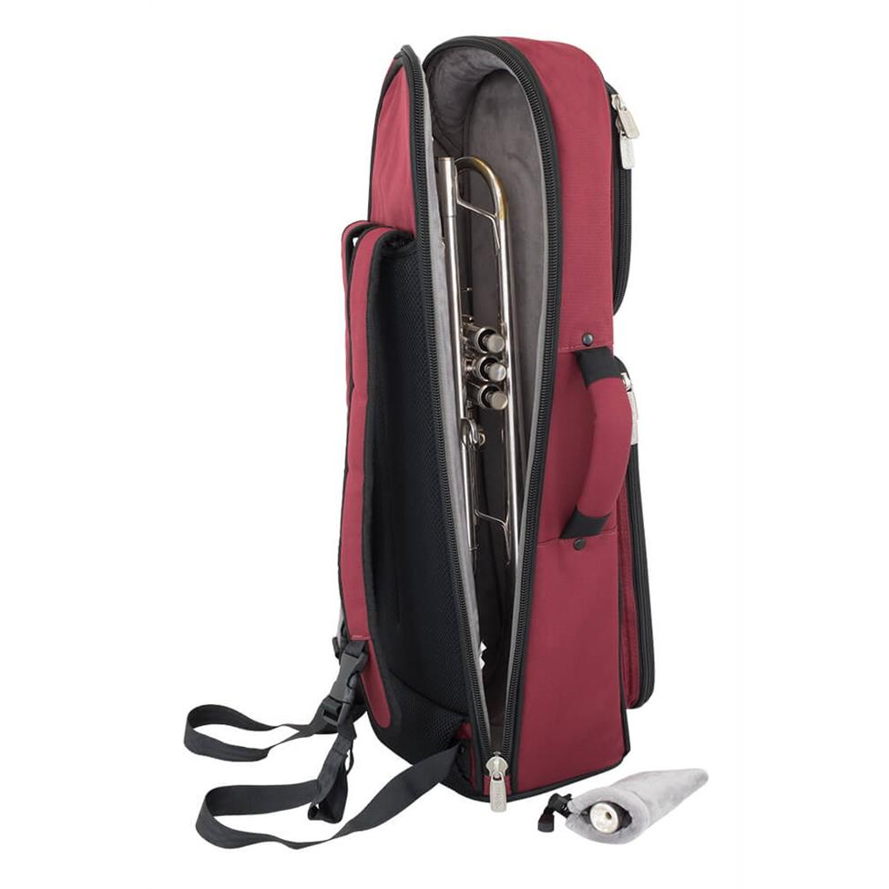 Tom & Will trumpet gigbag (burgundy)