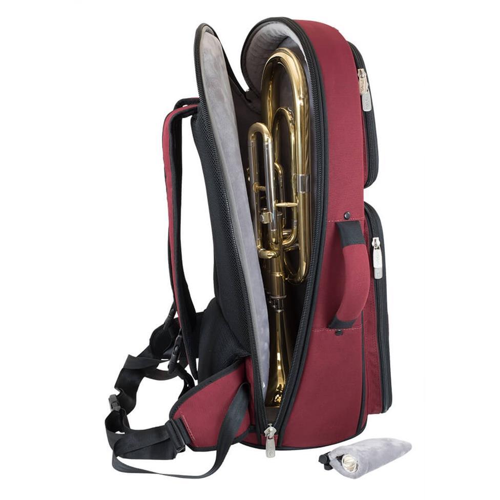 Tom & Will tenor horn gigbag (burgundy)