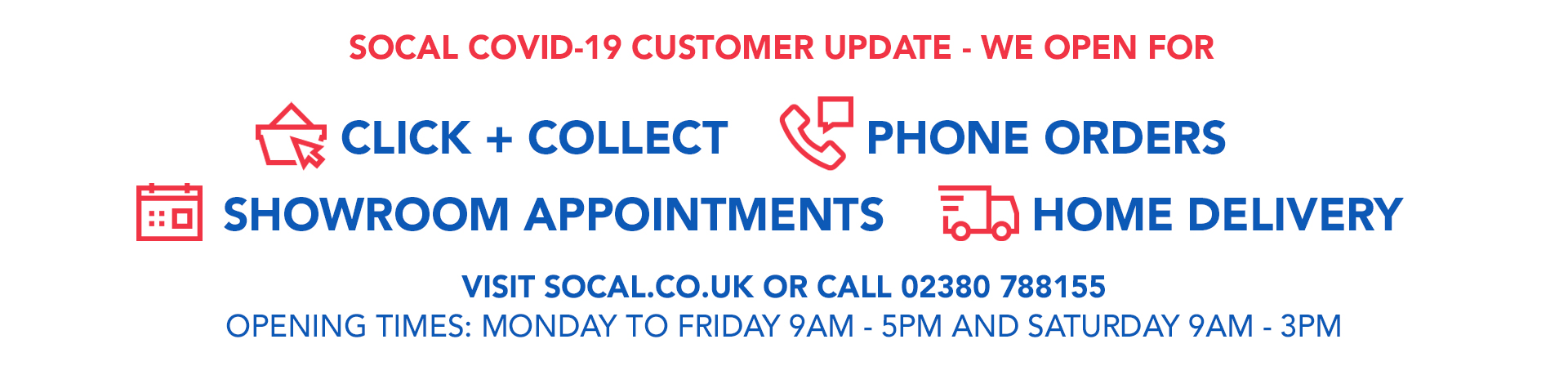 Covid19 Customer Update June