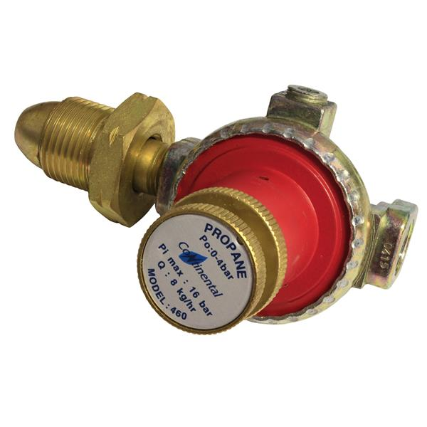 High Pressure Regulator 0.5-4BAR 8kg Image 1