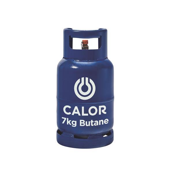 Calor Butane Gas 7KG Refill Image 1