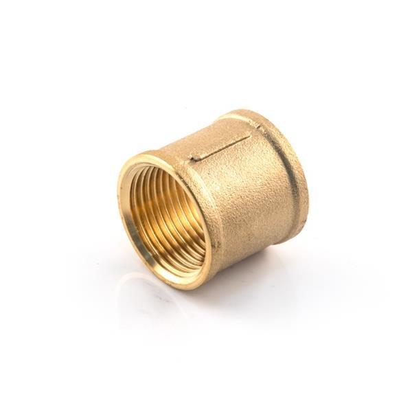 1/2 BSP Brass Socket Image 1