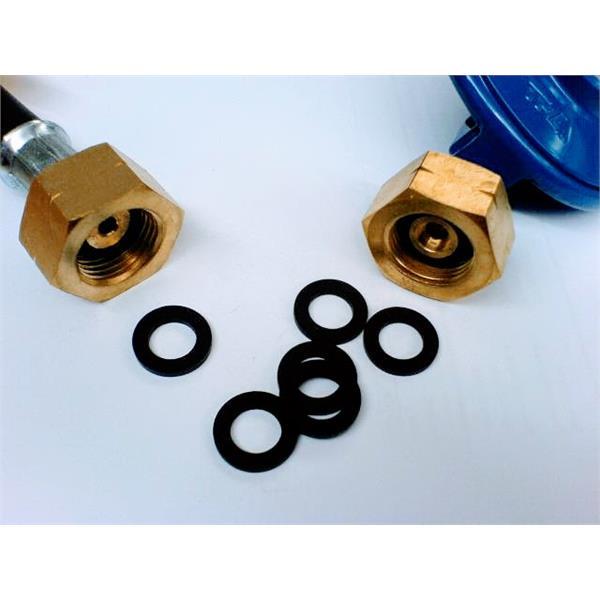 Standard 4.5KG Butane Regulator Replacement Washer Image 1