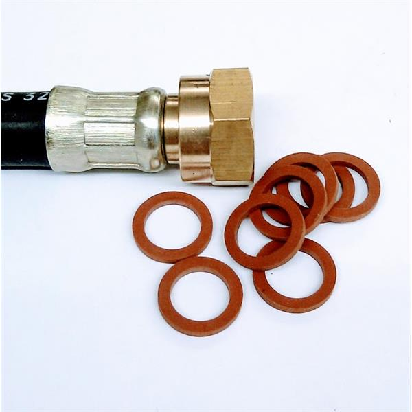 Standard W20 Pigtail Hose Repalcement Washer Image 1