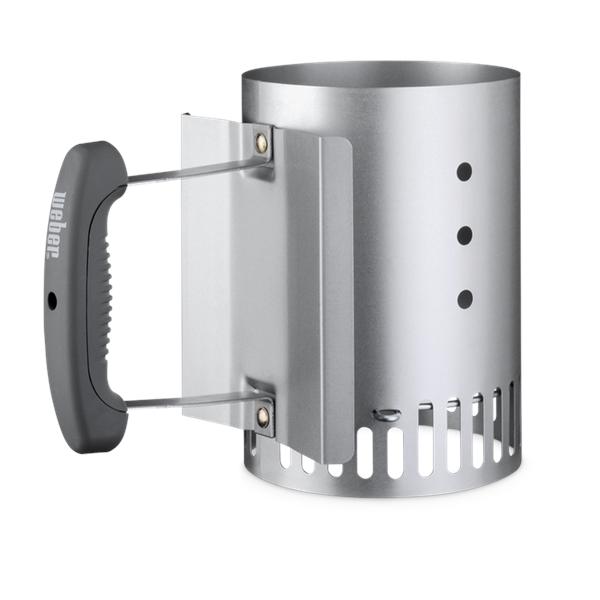Weber Rapidfire Chimney Starter - Portable Image 1