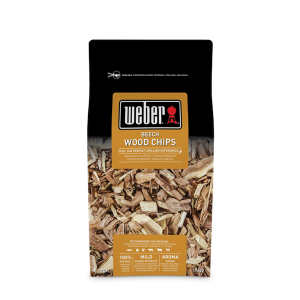 Weber Beech Wood Chips Image 1