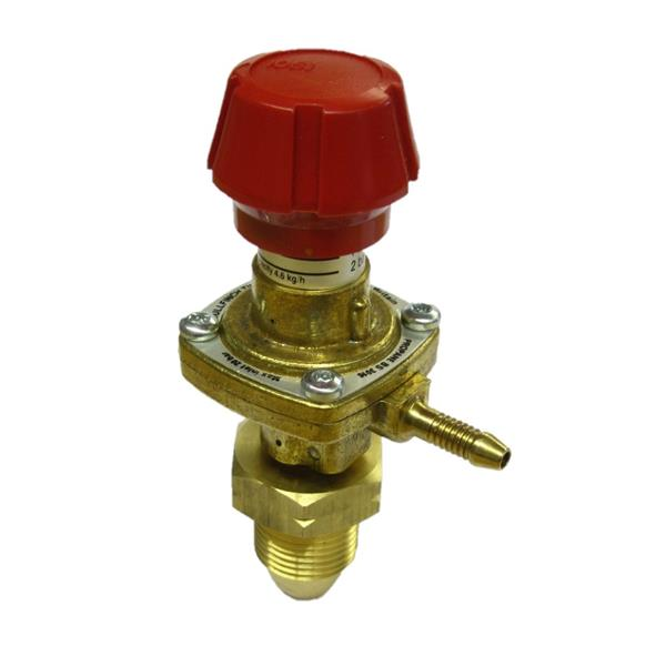 Bullfinch 1051 0-2Bar Propane Regulator Image 1