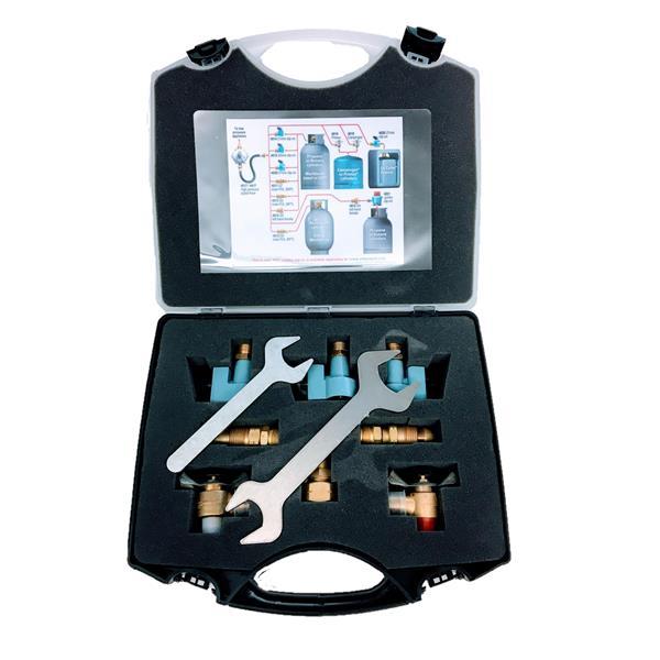 GasBOAT Voyager 4060 Regulator Kit Image 1