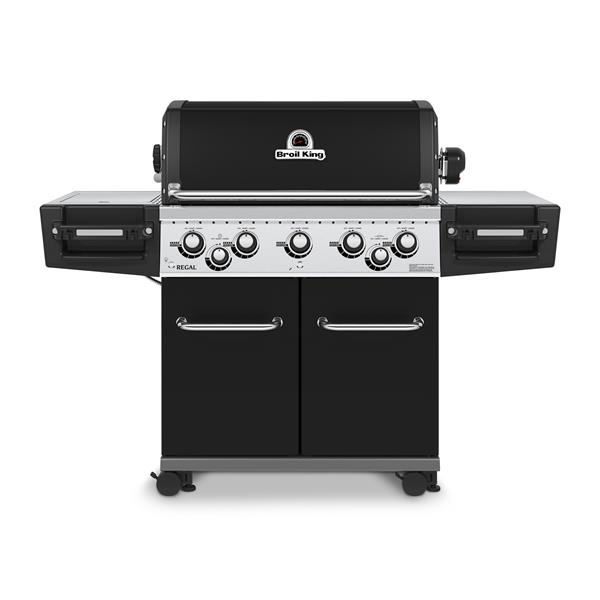 Broil King Regal 590 Black Barbecue Image 1