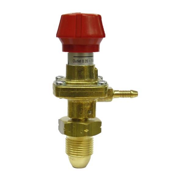Bullfinch 1051/01 0-1Bar Propane Regulator Image 1