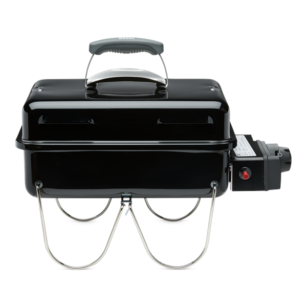 Weber Go-Anywhere Black Gas Barbecue Image 1