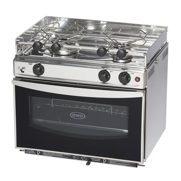 ENO Marine GRAND LARGE 2 Galley Range with Oven/Grill Image 1