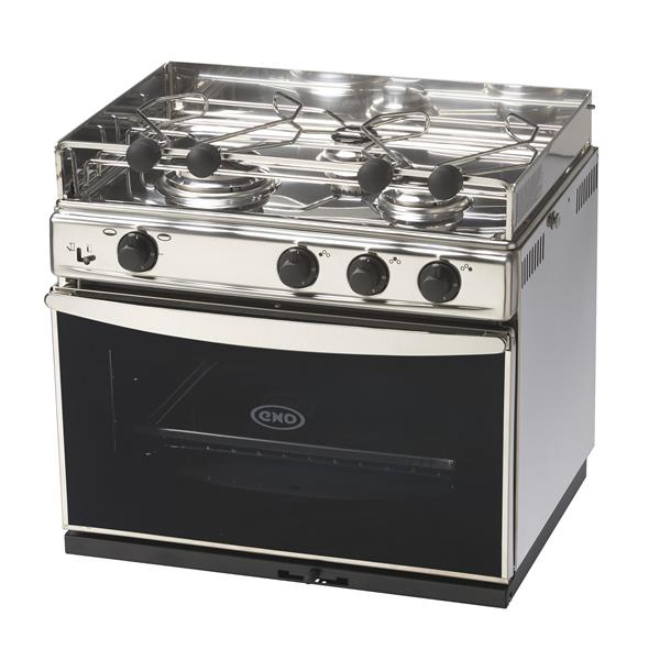 ENO Marine GRAND LARGE 3 Galley Range with Oven and Grill Image 1